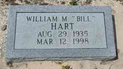 William M Hart