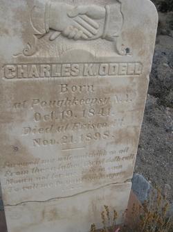 Charles K Odell
