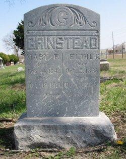 Mary E. <I>Henderson</I> Grinstead