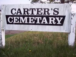 Carter's Cemetery
