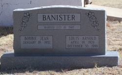 Louis Arnold Banister