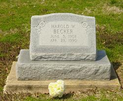 Harold W. Becker