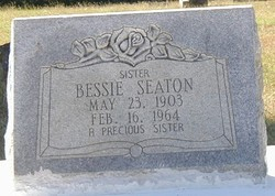 Bessie Seaton