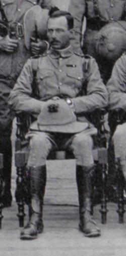 Maj Henry Ball Holmes