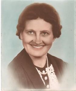 Mabel Winifred Humbert