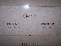 David William Oberle