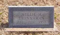 Nellie Mae <I>Garriott</I> Brannaman