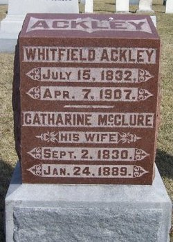 Whitfield Ackley