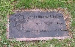 Lieut William Edward Shaffer