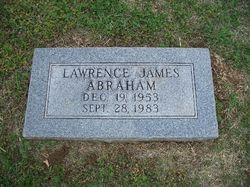 Lawrence James Abraham