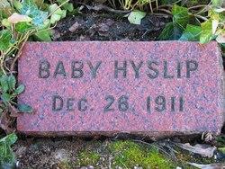Baby Hyslip