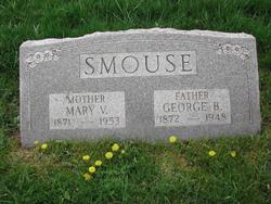 Mary Vianna <I>Cornelius</I> Smouse