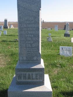 Martha G <I>Davidson</I> Whalen