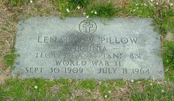 Lenard W. Pillow