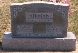 Harold G Aikman