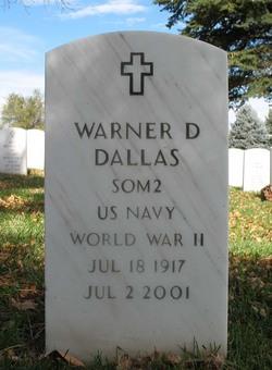 "Warner David ""Dave"" Dallas"