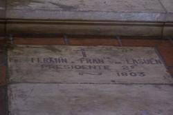 Fr Fermin Franco De Lasuen