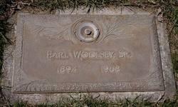 Earl Edwin Woolsey, Sr
