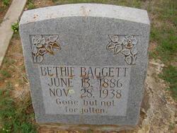Bethie <I>Watts</I> Baggett