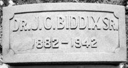Dr Joseph Calton Biddix, Sr
