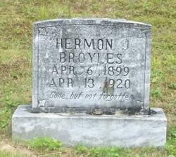 Herman Joshua Broyles