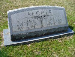 William Alexander Archer