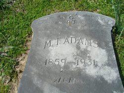 M. I. Adams