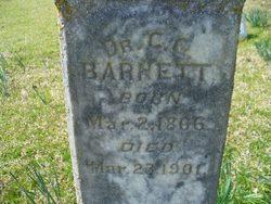 Dr C. G. Barnett