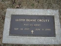 Lloyd Duane Orcutt
