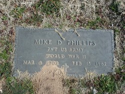 Mike D. Phillips