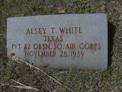 Alsey T. White