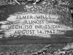 Elmer James Wills, Sr