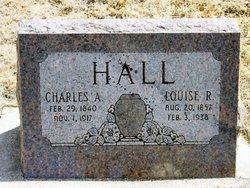 Louise <I>Rogers</I> Hall