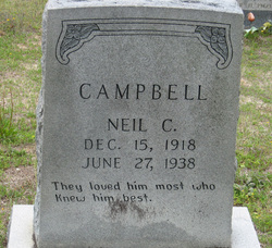 Neil Calhoun Campbell