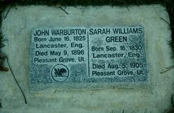 John Edward Warburton