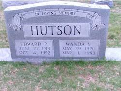 Edward P. Hutson