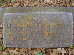 Sgt Leslie Enoch Benner