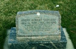 Ralph Robert Sargent