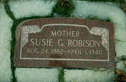 Susie Josephine <I>Green</I> Robison