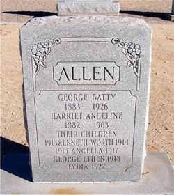 George Ethen Allen