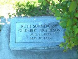 Ruth Eleanor <I>Sommercamp</I> Nicholson
