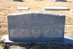 Thomas Edwin Simonton