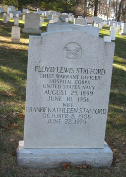 "Frankie Kathleen ""Katie"" <I>Campbell</I> Stafford"