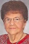 Mary Elizabeth <I>Kluttz</I> Hoffner
