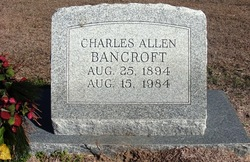 Charles Allen Bancroft