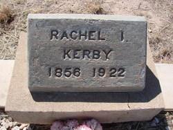 Rachel Isabel <I>Riggs</I> Kerby