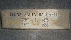 Leona <I>Sauls</I> Baggarley