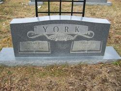 Delmer Arthur York