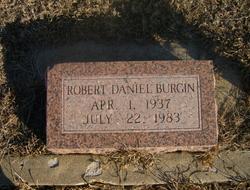Robert Daniel Burgin