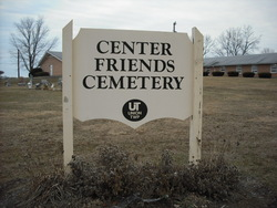 Center Friends Cemetery